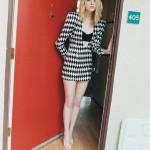 Emma Stone by Juerguen Teller. Fuente: W Magazine