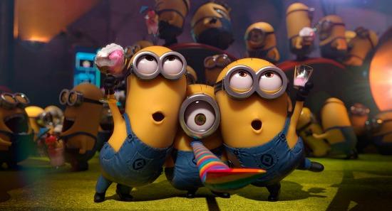 Minions Enamorados Los Minions Enamorados lo