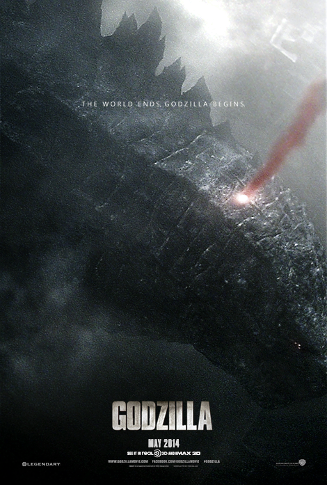 Godzilla: un monstruo a la altura de la nueva era – NegroWhite
