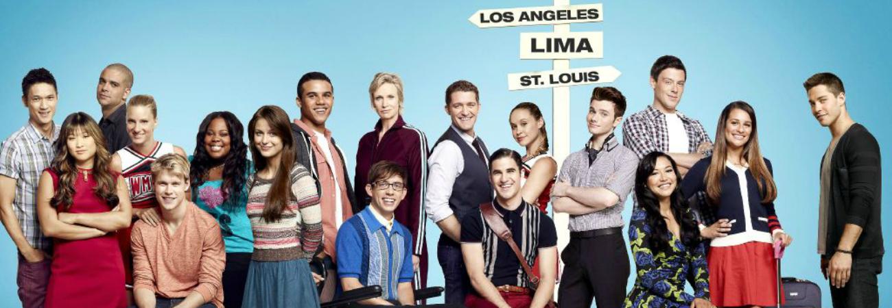 Glee, esperando la cuarta temporada – NegroWhite