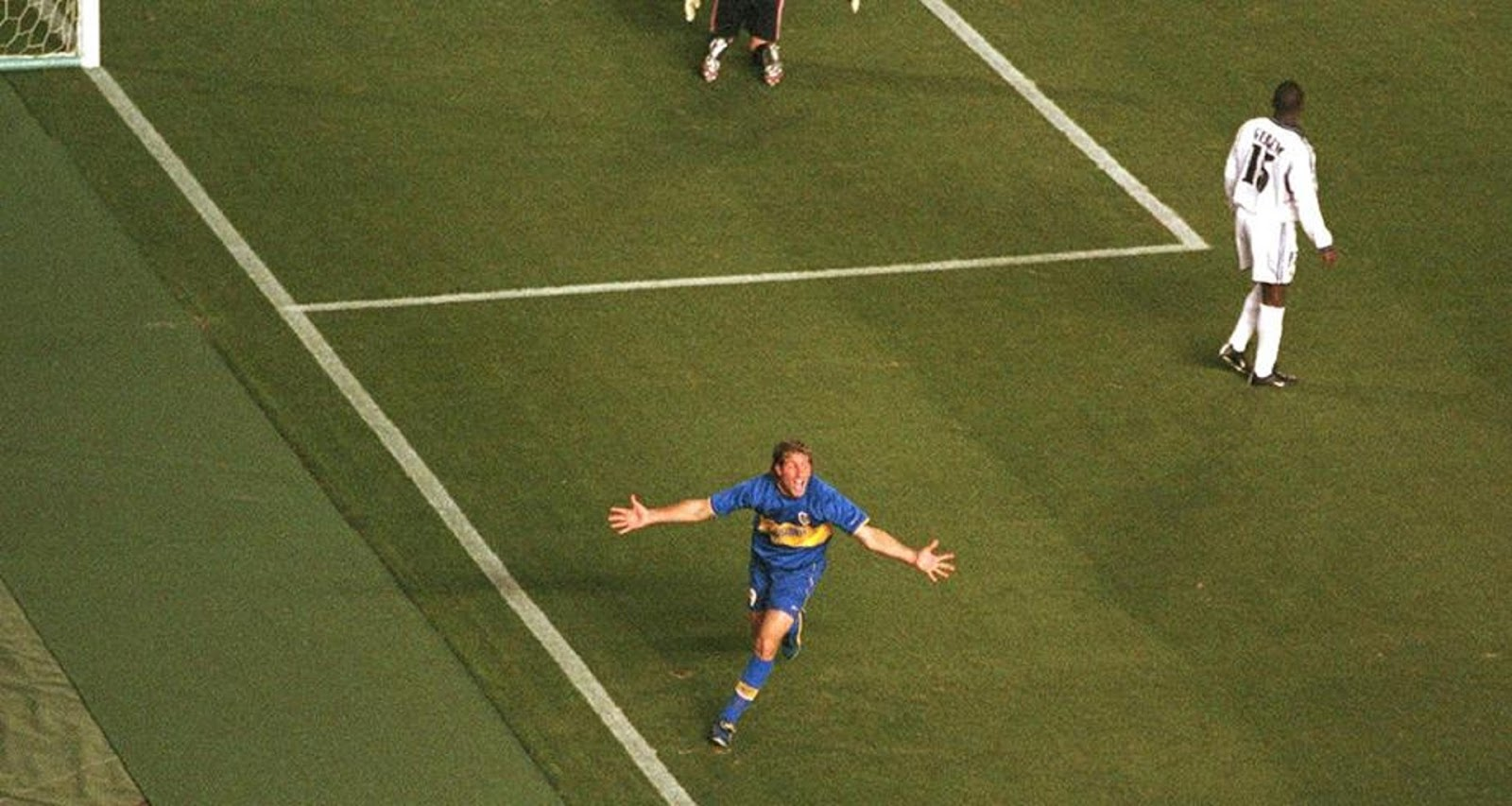 Boca Real Madrid 2000 Gol Palermo documental pelicula