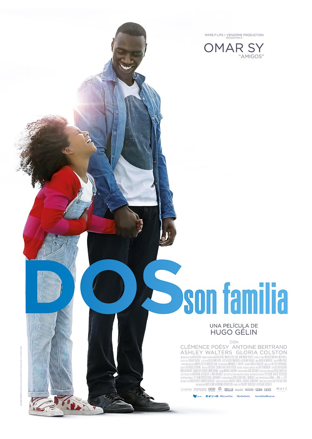 Dos-son-familia-poster