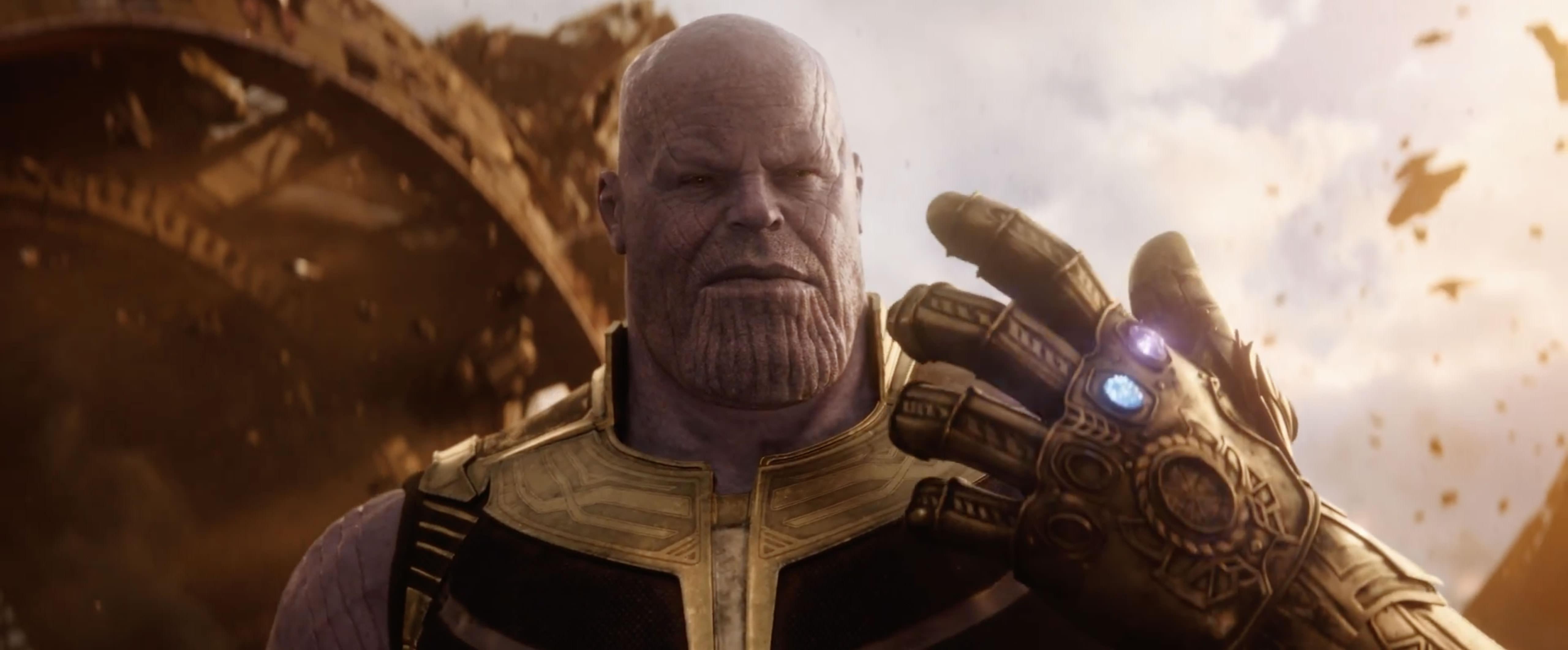 La llegada del Titán: Crítica de Avengers: Infinity War – NegroWhite