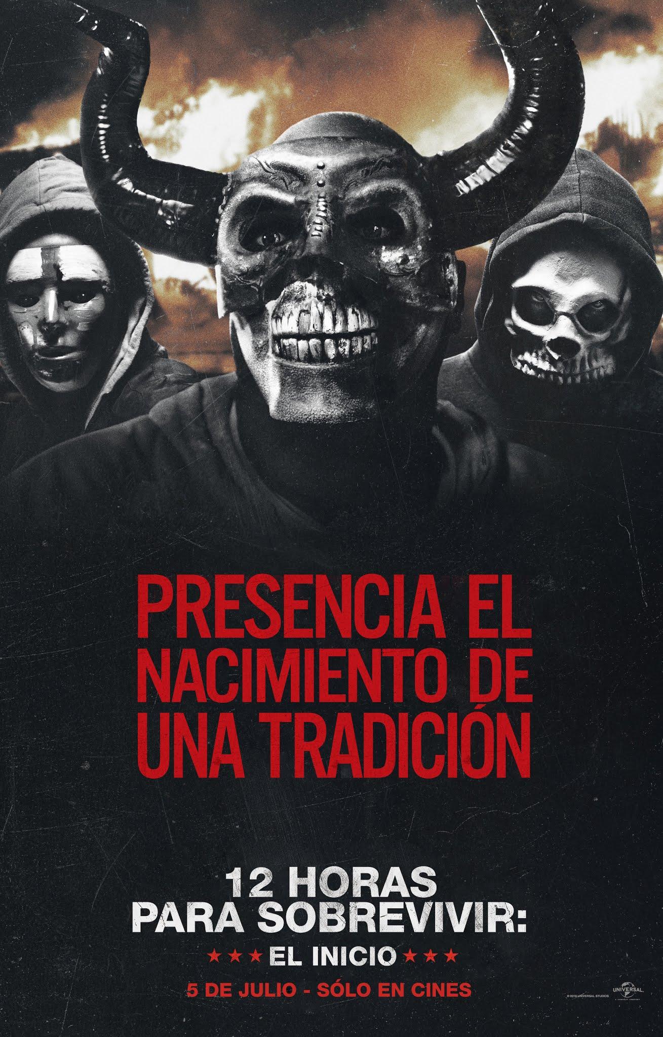 12_Horas_Para_Sobrevivir_El_Inicio_Poster